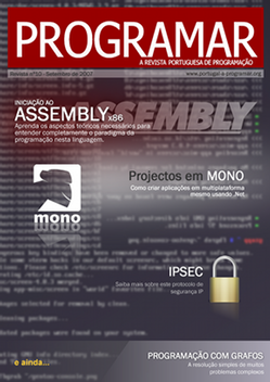 Revista PROGRAMAR: 10ª Edição - Setembro 2007