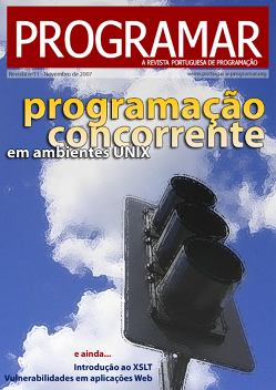 Revista PROGRAMAR: 11ª Edição - Novembro 2007