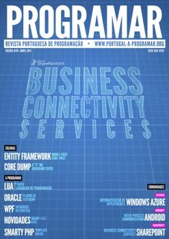 Revista PROGRAMAR: 28ª Edição - Abril 2011