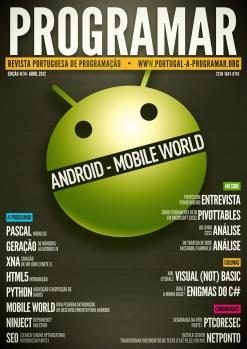 Revista PROGRAMAR: 34ª Edição - Abril 2012